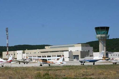 Croatia Brac airport