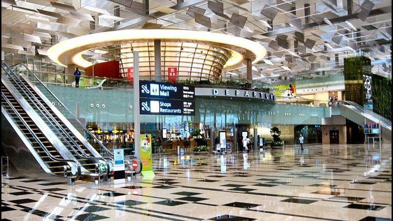 сколько лететь из Москвы до Сингапура прямым рейсом