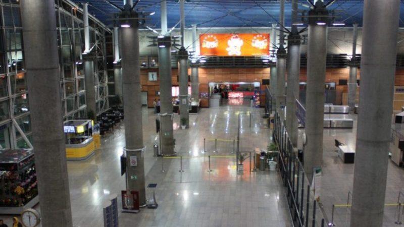 самый большой и красивый аэропорт Ирана