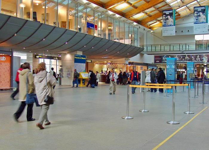 Аэропорт Марко Поло