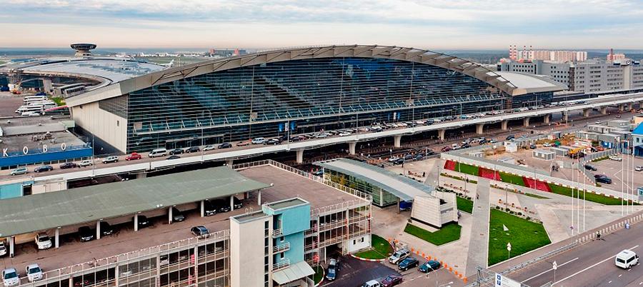 Терминал аэропорта Внуково (Москва)
