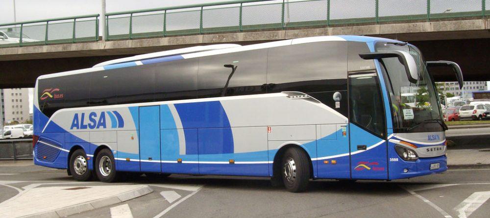 Автобус Alsa