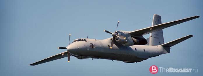 Авиакатастрофа самолёта Ан-26