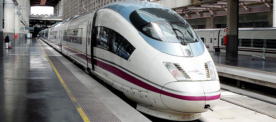 Скоростной поезд AVE