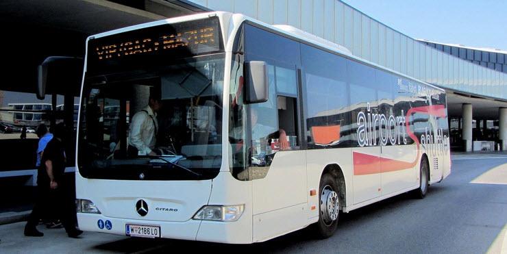 Стоимость проезда на автобусах Вены
