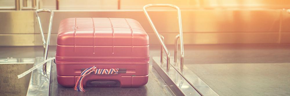 Поиск багажа
