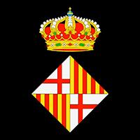 Лого (герб) Барселоны