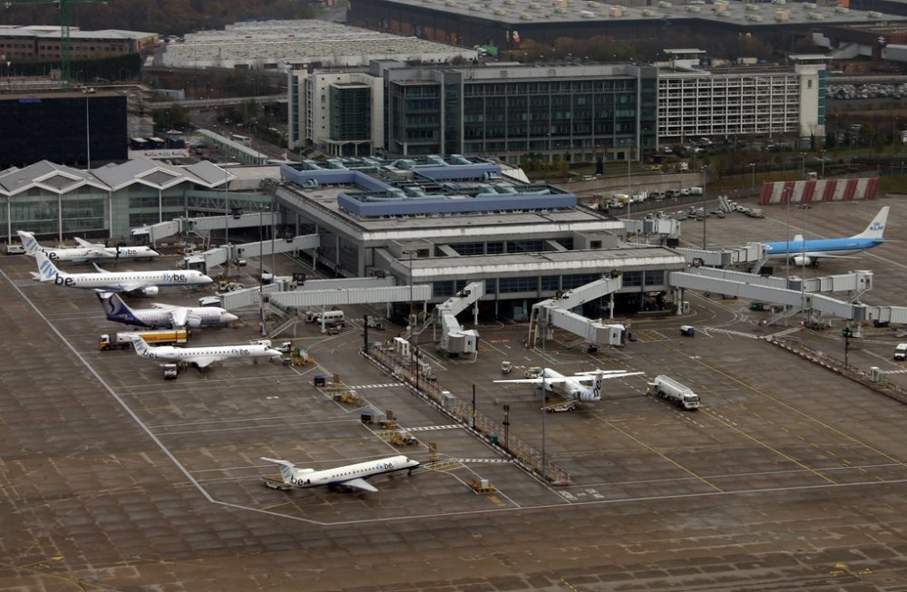 Аэропорт Бирмингема (Birmingem)
