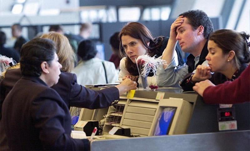 разборки в аэропорту