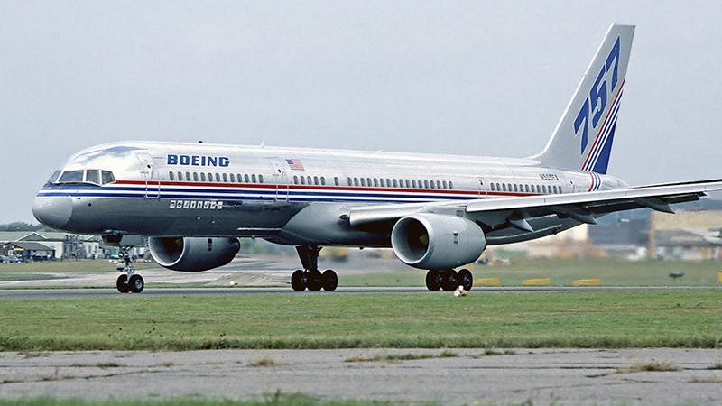 Боинг 757 200: характеристики самолета