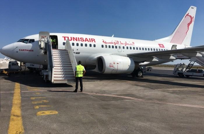 Авиакомпания Туниса