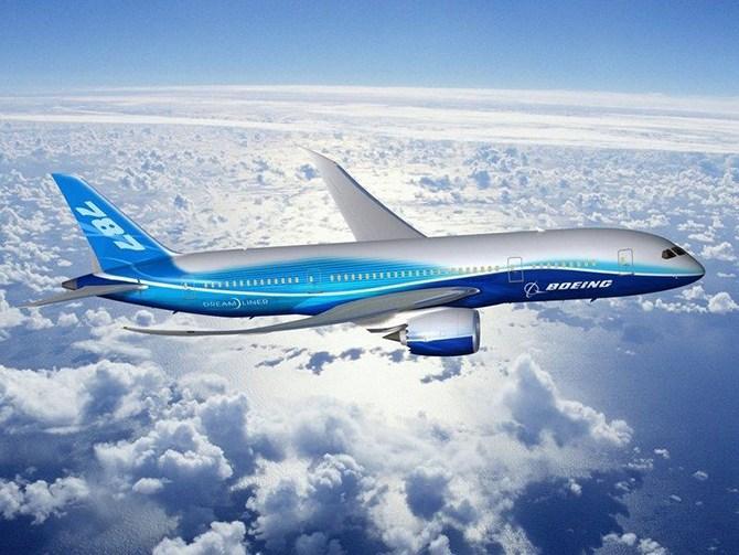 Боинг 787-8
