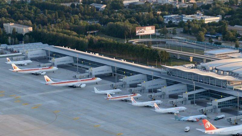 фото аэропорта Борисполь