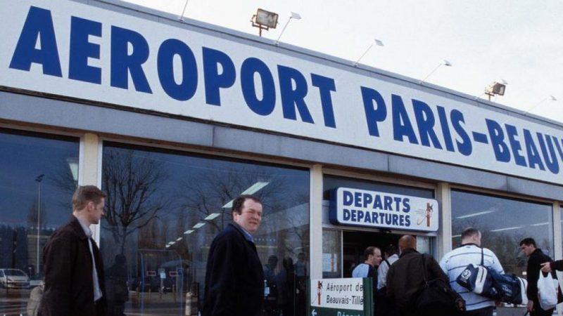 аэропорт Франции Шамбери
