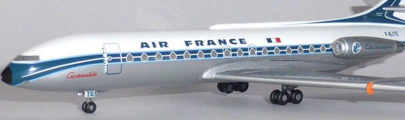 первый реактивный самолет для пассажиров2