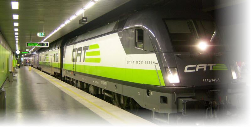 Поезд-экспресс (City Airport Train CAT)