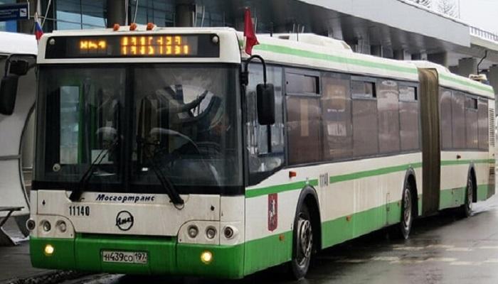 Доступные виды транспорта