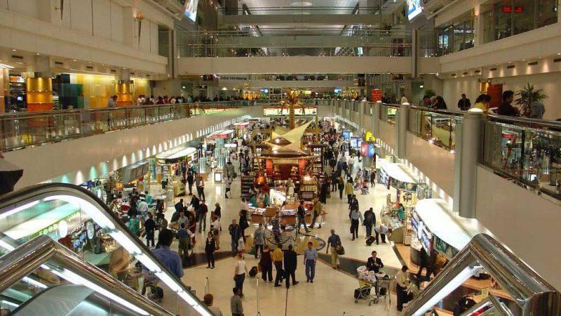время полета Екатеринбург Дубай