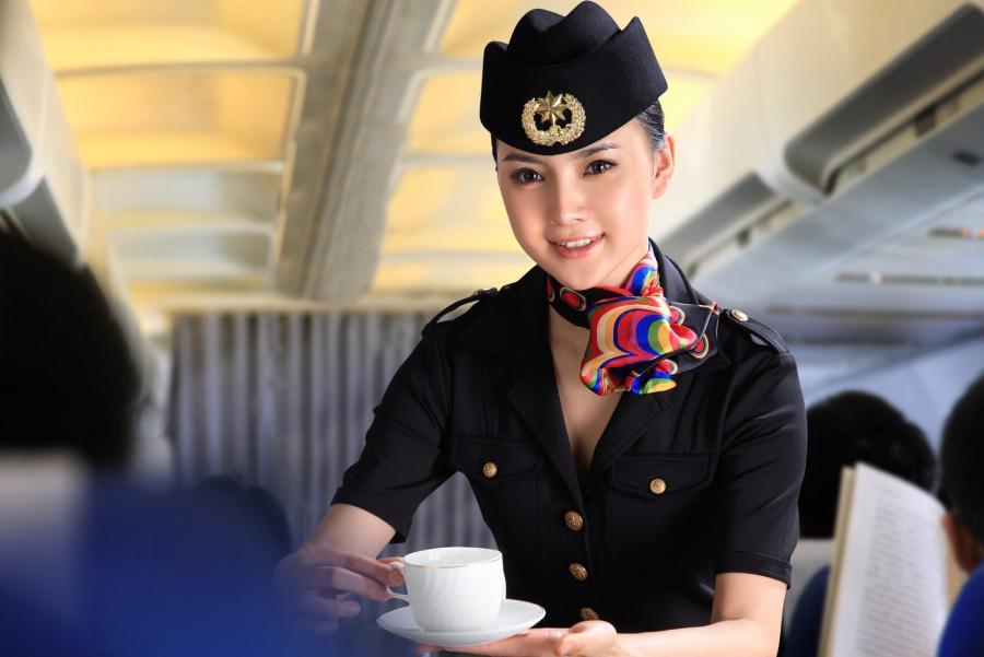 работа стюардессой фото