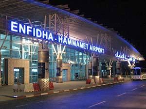Информация об аэропорте Энфида