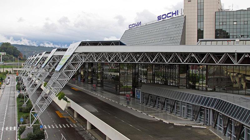 """Где находится аэропорт """"Сочи"""" - в Адлере или в Сочи"""