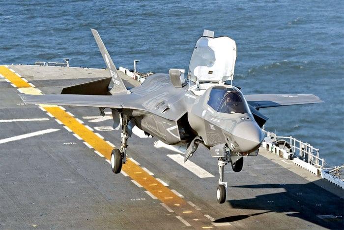 F 35 Истребитель
