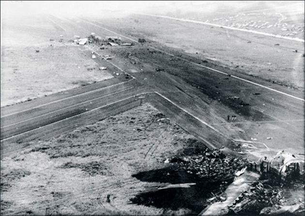 Крупнейшая авиакатастрофа в мировой истории