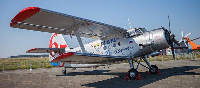фото самолета АН-2 ЮТэйр