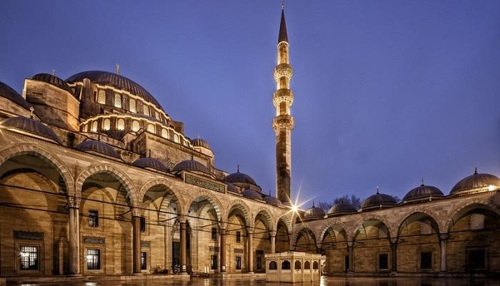 Главные достопримечательности Турции