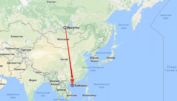 Хайнань – аналог Гавайев в Китае