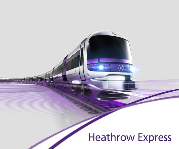 Heathrow Express: London in 15 minutes