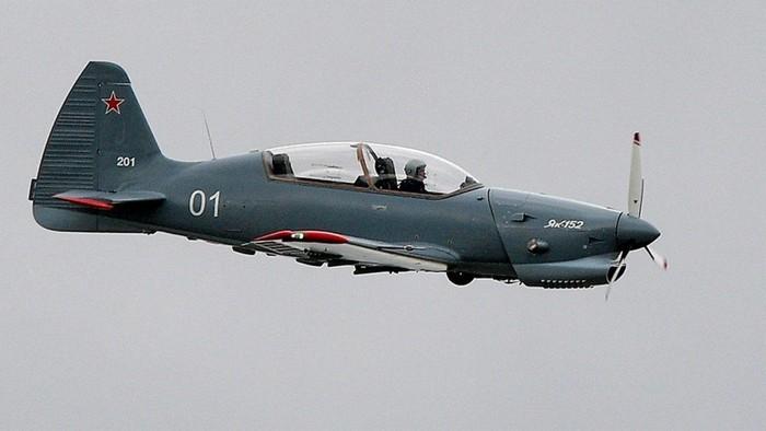 Самолёт ЯК-152