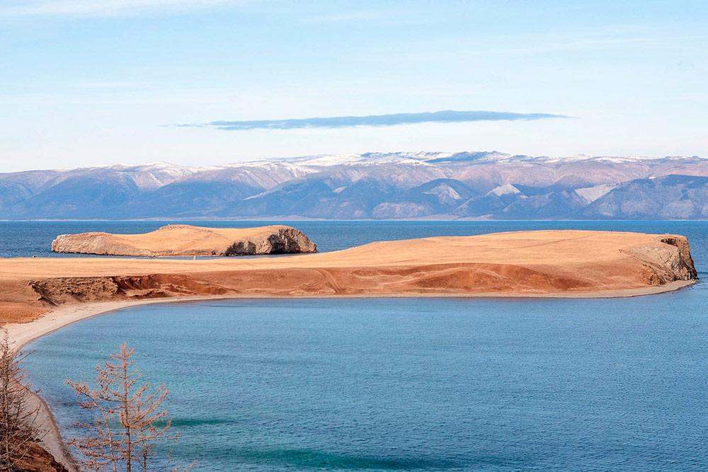 Байкал красив в любое время года
