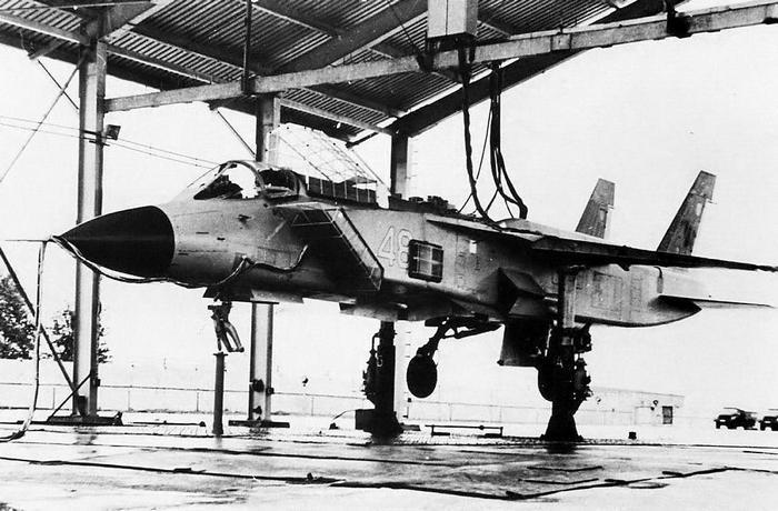 ЯК-41 прототип
