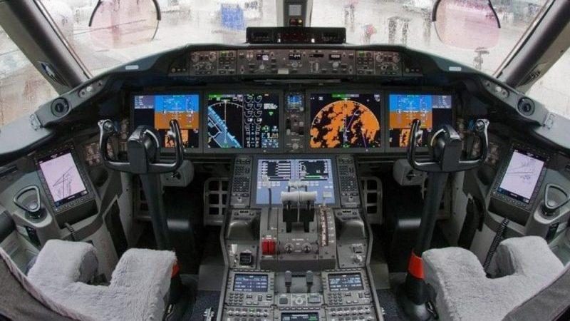 органы управления самолетом
