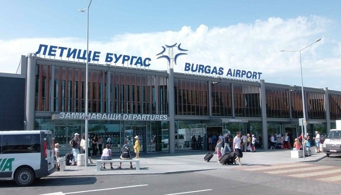 Как добраться до Болгарии с пересадками
