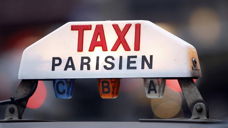 Цена такси из аэропорта в Париже