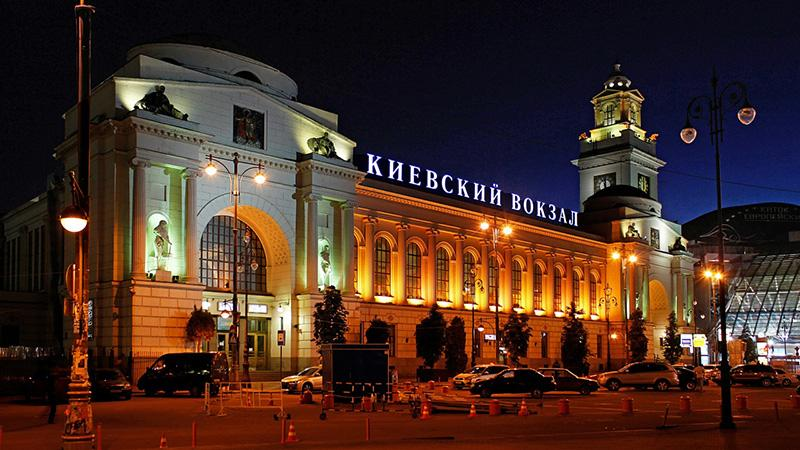 Киевский вокзал: как доехать до аэропорта Домодедово
