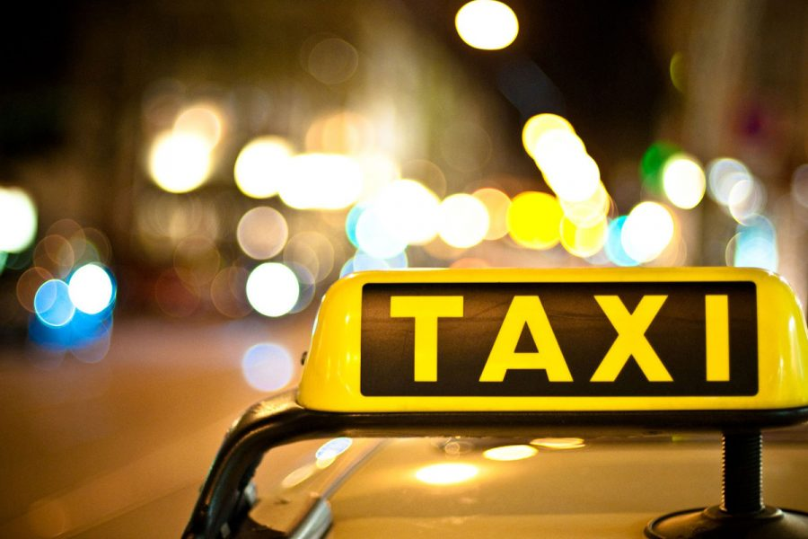 Если позволяют финансы можно заказать такси
