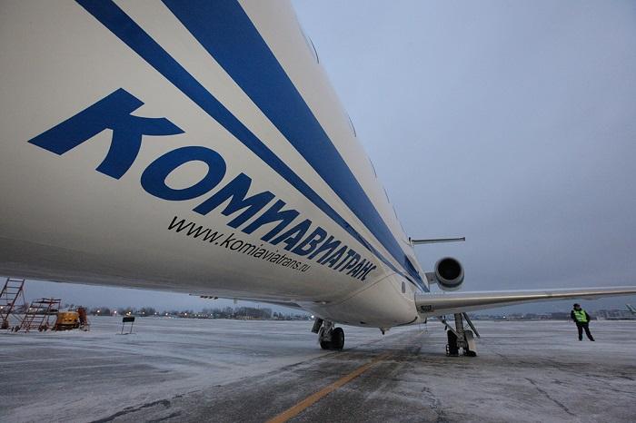 Как найти билет на рейс Москва – Сыктывкар