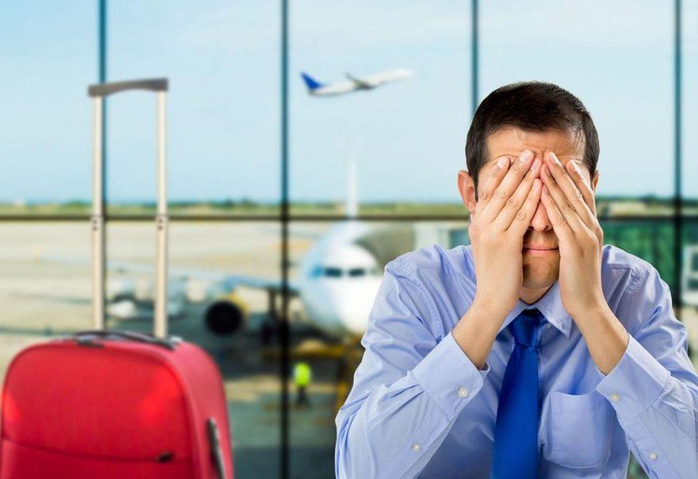 Фобия летать на самолетах