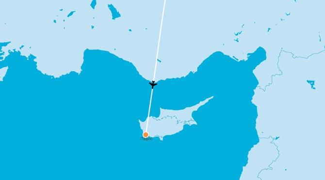 Карта Пафос