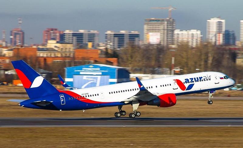 Самолеты Азур Эйр