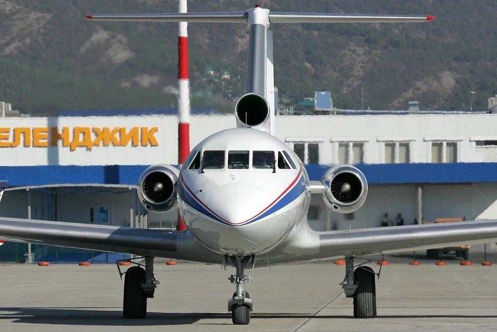 Рейсы аэропорта Геленджик