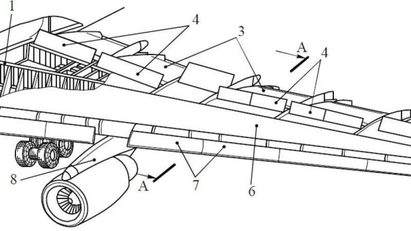 подъемная сила крыла самолета