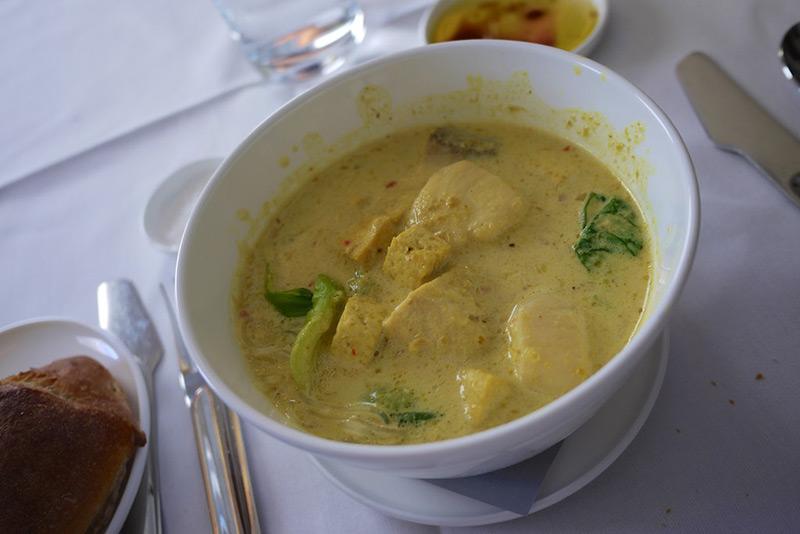 Малайзийское блюдо - Лакса