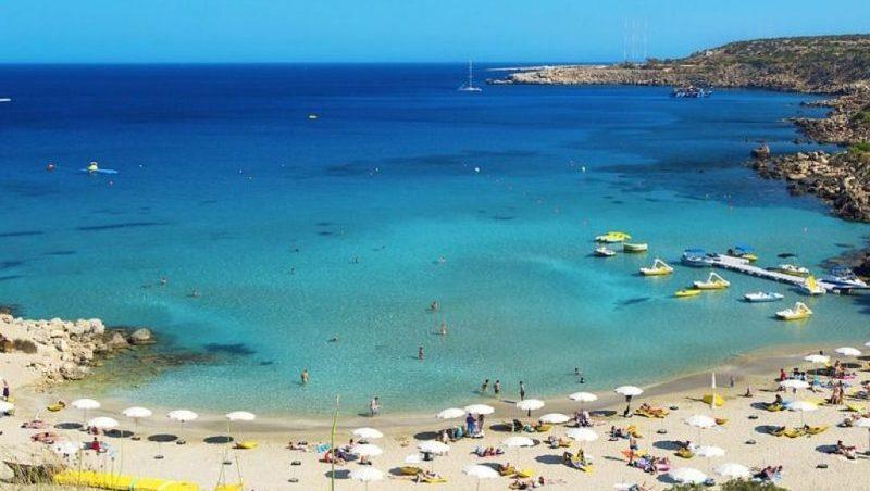 время полета Краснодар Кипр