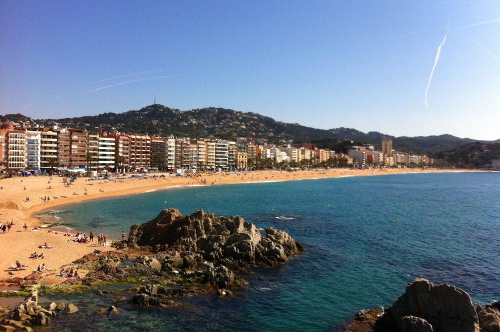 Сколько километров до Барселоны?