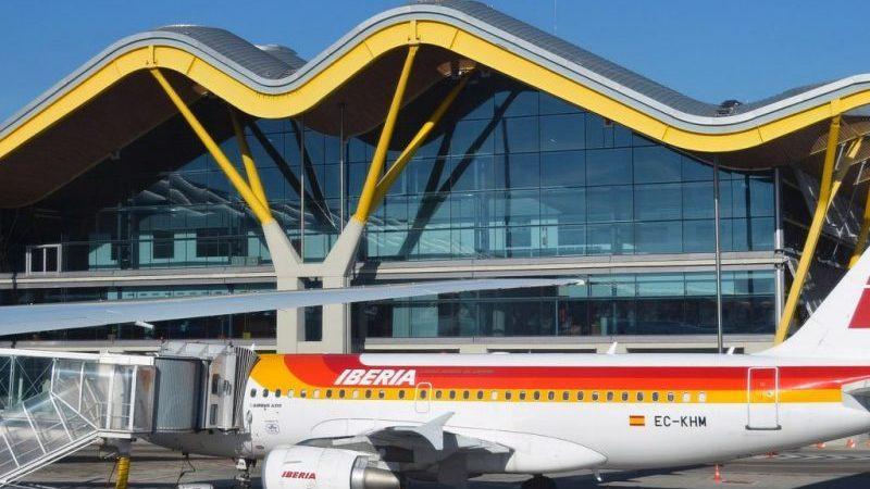 список аэропортов Испании
