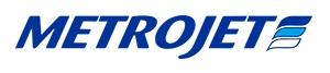 Лого авиакомпании Метроджет